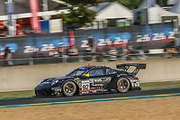 #92 HERBERTH MOTORSPORT (DEU) PORSCHE 911 GT3 R ALFRED RENAUER (DEU) /JÜRGEN HÄRING (DEU)