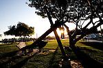 The Long Beach Navy Memorial at Pierpoint Landing, Long Beach, CA