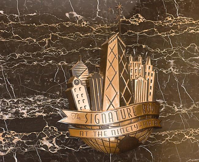 Signature Room at the 95th, Restaurant, Chicago, Illinois