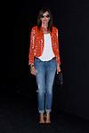 02.09.2012. Celebrities attending the Roberto Torretta fashion show during the Mercedes-Benz Fashion Week Madrid Spring/Summer 2013 at Ifema. In the image Nieves Alvarez (Alterphotos/Marta Gonzalez)