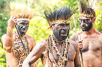Traditional dancing - Highlands, Papua New Guinea