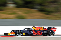 #33 Max Verstappen Aston Martin Red Bull Racing Honda. Formula 1 World championship 2020, Winter testing days #1 2020 Barcelona, 19-21 February 2020.<br /> Photo Federico Basile / Insidefoto