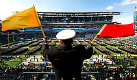 Photography of the 119th Army/Navy football game at Lincoln Financial Field in Philadelphia.<br /> <br /> Charlotte Photographer - PatrickSchneiderPhoto.com