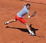 Stanislas Wawrinka (SUI) defeated Stefanos Tsitsipas (GRE) 7-6(6), 5-7, 6-4, 3-6, 8-6,