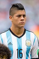 Marcos Rojo of Argentina