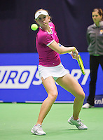 11-12-12, Rotterdam, Tennis, Masters 2012,.     Marcella Koe