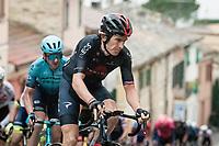 Geraint Thomas (GBR/Ineos Grenadiers)<br /> <br /> Stage 5 from Castellalto to Castelfidardo (205km)<br /> <br /> 56th Tirreno-Adriatico 2021 (2.UWT) <br /> <br /> ©kramon