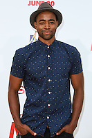 HOLLYWOOD, LOS ANGELES, CA, USA - JUNE 09: Jay Ellis at the Los Angeles Premiere Of Screen Gems' 'Think Like A Man Too' held at the TCL Chinese Theatre on June 9, 2014 in Hollywood, Los Angeles, California, United States. (Photo by David Acosta/Celebrity Monitor)