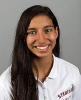 Gurpreet Sohi  a member of Stanford women's water polo team. Photo taken Tuesday, September 25, 2012. ( Norbert von der Groeben )
