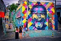 Sao Paulo - graffiti