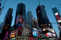 NEW YORK-NY-29-04-2012. Times Square in New York City(Photo: VizzorImage/Luis Ramirez)