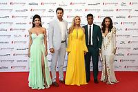 Monte-Carlo, Monaco, 16/06/2017 - 57th Monte-Carlo Television Festival Opening Ceremony Red Carpet. The Bold and the Beautiful Cast. # 57EME FESTIVAL DE LA TELEVISION DE MONTE-CARLO - RED CARPET OUVERTURE
