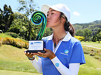 181216 Golf - Annika Australiasia Junior-Am