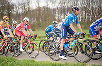 Carlos Verona (ESP/Movistar)<br /> <br /> 55th Amstel Gold Race 2021 (1.UWT)<br /> 1 day race from Valkenburg to Berg en Terblijt; raced on closed circuit (NED/217km)<br /> <br /> ©kramon