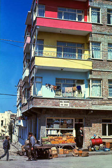 Sinop Apartment Building