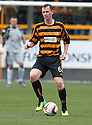 Alloa's Stephen Simmons