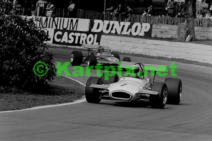 Jackie Stewart, London Trophy 1970 Alcoa Britain International Trophy European F2 Championship, Crystal Palace.