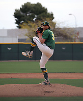 Tyler Woessner - 2021 Central Arizona College Vaqueros (Bill Mitchell)