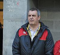 Qualification Women's Euro 2013 - Belgium - Iceland ; Belgie - Ijsland ; Armand Melis Stadion Dessel :.Roger Van Looy.foto DAVID CATRY / Vrouwenteam.be