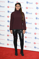 Rachel Bruno<br /> arriving for the Giving Mind Media Awards 2017 at the Odeon Leicester Square, London<br /> <br /> <br /> ©Ash Knotek  D3350  13/11/2017
