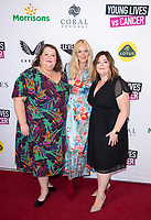 Fearne Cotton with, Ruth and Andrea Corden<br /> arriving for the Young Lives vs Cancer A Very British Affair Gala at Claridges, London<br /> <br /> ©Ash Knotek  D3573  10/09/2021