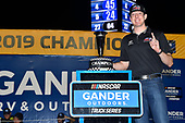 #51: Christian Eckes, Kyle Busch Motorsports, Toyota Tundra Mobil 1, wins owners championship.