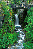 Christine Falls, Mount Rainier National Park, Washington