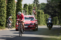 Anthony Turgis (FRA/Cofidis)<br /> <br /> Baloise Belgium Tour 2018<br /> Stage 3: ITT Bornem - Bornem (10.6km)