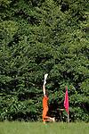 COMME UN PAYSAGE....Installation / performance en continu..Artiste associé : Laurent PICHAUD..avec : Mithkal Alzghair, Estelle Gautier, François Geslin, Seyoung Jeong, Ana Maria Krein, Min Kyoung Lee, Martin Lervik, Joao Martins, Renata Piotrowska, Lynda Rahal, Viktor Ruban, Sacha Steurer, Samil Taskin....Compagnie : étudiants EX.E.R.CE master..Le 17/06/2012..Lieu : Esplanade de la promenade Racine..Ville : Uzès..© Laurent Paillier / photosdedanse.com..All rights reserved