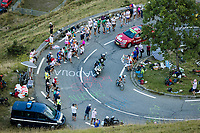 Nans Peters (FRA/AG2R La Mondiale) on his way to stage victory<br /> <br /> Stage 8 from Cazères-sur-Garonne to Loudenvielle 141km<br /> 107th Tour de France 2020 (2.UWT)<br /> (the 'postponed edition' held in september)<br /> ©kramon