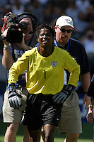 Briana Scurry, USA vs. Canada at the Third Place Match of the FIFA Women's World Cup USA 2003. USA 3, Canada, 1. (October 11, 2003). .