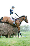 William Fox-Pitt and Cool Mountain maintain their lead at the conclusion of cross country.