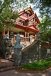 Molly Brown House, Denver, Colorado, USA John offers private photo tours of Denver, Boulder and Rocky Mountain National Park. .  John offers private photo tours in Denver, Boulder and throughout Colorado. Year-round.