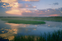 Trout Creek<br /> Hayden Valley<br /> Yellowstone National Park<br /> Rocky Mountains, Wyoming