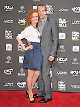 James Van Der Beek and Kimberly Brook at Logo's New Now Next Awards held at Avalon in Hollywood, California on April 07,2011                                                                               © 2010 Hollywood Press Agency