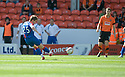 22/08/2010   Copyright  Pic : James Stewart.sct_jsp001_dundee_utd_v_ict  .:: KEVIN MCCANN SCORES HIS WONDER STRIKE :: .James Stewart Photography 19 Carronlea Drive, Falkirk. FK2 8DN      Vat Reg No. 607 6932 25.Telephone      : +44 (0)1324 570291 .Mobile              : +44 (0)7721 416997.E-mail  :  jim@jspa.co.uk.If you require further information then contact Jim Stewart on any of the numbers above.........