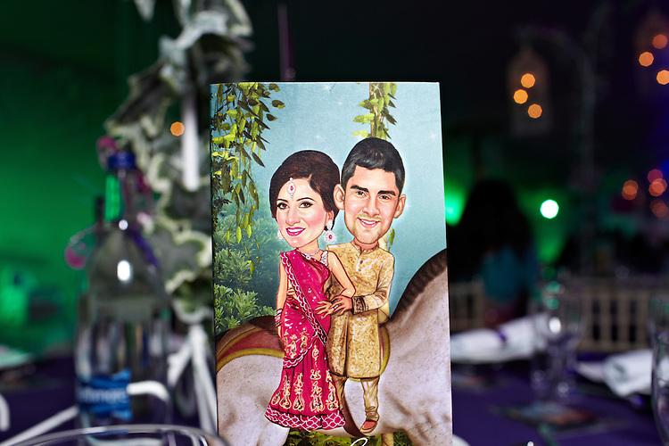 © John Angerson  <br /> Dipiksha & Ravi Hindu wedding in Staffordshire.
