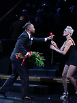 """Cuba Gooding Jr. returns to Broadway in """"Chicago"""" with Amra-Faye Wright on October 9, 2018 at the Ambassador Theatre in New York City."""