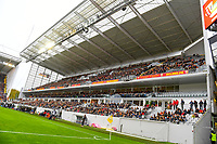 20191102 – Lens , France : Tribune Lepagnot pictured during a French Ligue 2 soccer game between Racing Club de Lens and FC Lorient , a football game on the 13th matchday in the French second league, on saturday 2 nd of November 2019 at the Stade Bollaert Delelis in Lens , France . PHOTO SPORTPIX.BE | DAVID CATRY