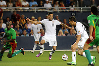 Clint Dempsey USMNT...USMNT defeated Guadeloupe 1-0 in Gold Cup play at LIVESTRONG Sporting Park, Kansas City, Kansas.