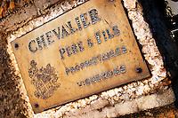 domaine chevalier p&f ladoix cote de beaune burgundy france