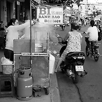 Photo de rue - Street life ,  Nha Trang, Vietnam by<br /> Roussel Fine Art Photo
