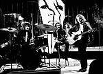 Jethro Tull 1970 Glenn Cornick, Clive Bunker, Ian Anderson and Martin Barre on Top Of The Pops.© Chris Walter.