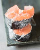 Gastronomie générale/ Darne de saumon