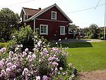 Homestead on the Island of Kökar, Åland, Finland