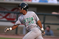 Clinton Lumberkings Jose Vallejo during a Midwest League game at Fifth Third Field on July 18, 2006 in Dayton, Ohio.  (Mike Janes/Four Seam Images)