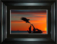 """Image Size:  16"""" x 24""""<br /> Finished Frame Dimensions:   29"""" x 37""""<br /> Quantity Available: 1"""