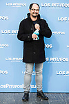 """Jordi Sanchez attends to the presentation of the film """"Ls Pitufos"""" in Madrid. March 14, 2017. (ALTERPHOTOS/Borja B.Hojas)"""