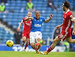 15.05.2021 Rangers v Aberdeen: Kemar Roofe scores goal no 3