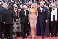 Kristen Stewart, Woody Allen, Blake Lively, Corey Stoll - 69EME FESTIVAL DE CANNES 2016 - OUVERTURE DU FESTIVAL AVEC 'CAFE SOCIETY'